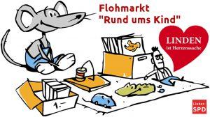"Flohmarkt ""Rund ums Kind"" @ Volkshalle Leihgestern"