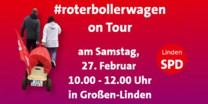 Roter Bollerwagen on Tour